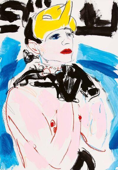 Luciano Castelli, 'Untiteld', 1984