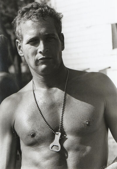 "Lawrence Schiller, 'Paul Newman in the motion picture ""Cool Hand Luke""'"