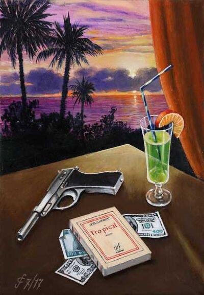 Sergio Ceccotti, 'Tropical', 2017