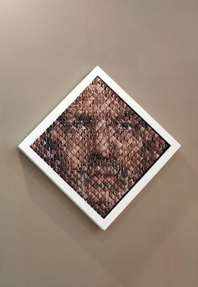 Pablo Boneu, 'Retrato al azar 2', 2020