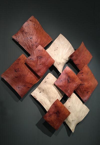 Christian Burchard, 'Leaves'