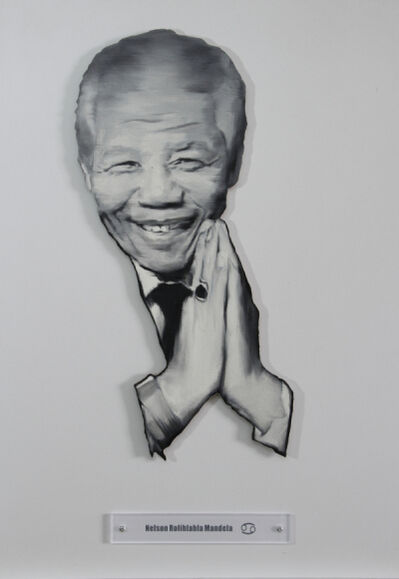 Yao Peng 姚朋, 'Nothing Better- Nelson Rolihiahia Mandela', 2015