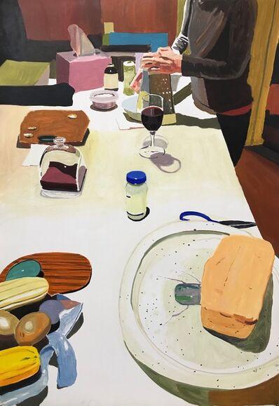 Chelsea Gibson, 'Dinner at Carla's', 2018