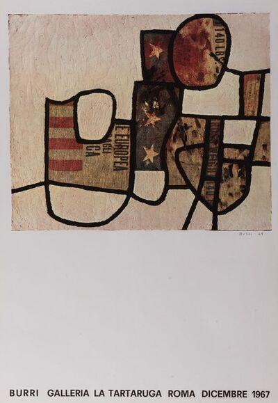 Alberto Burri, 'Burri', 1967