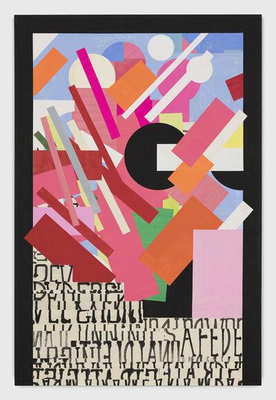 David Korty, 'Color Construction #1', 2018