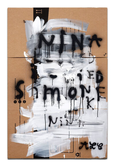 Anne-Lise Coste, 'Nina Simone', 2015