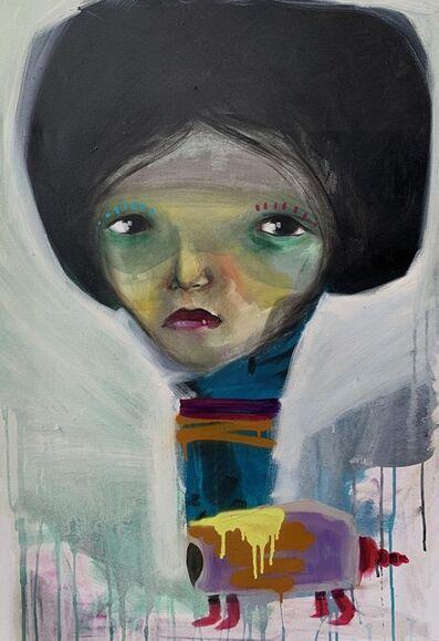 Sebastian Maria Otto, 'Santo', 2017
