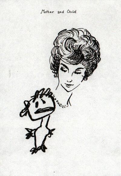 Sanja Iveković, 'MOTHER AND CHILD', 1981-1982