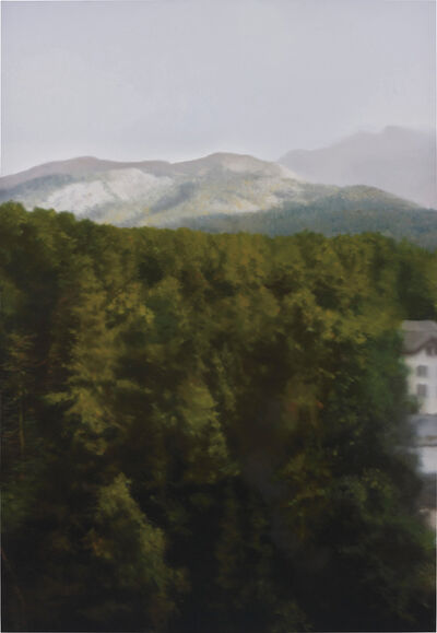 Gerhard Richter, 'Waldhaus (House in the Woods) (P18)', 2004-18