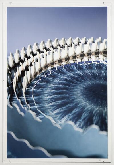 Eric Dyer, 'Swan Spirals', 2014
