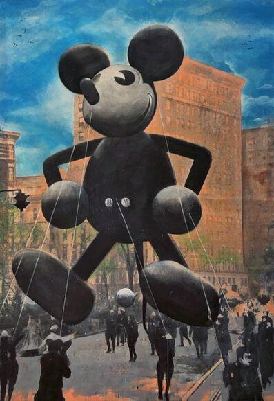 Bruce Helander, 'Macy's Mickey Mouse ca. 1934', 2018
