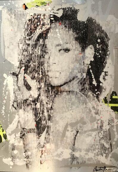Cédric Bouteiller, 'Rihanna', 2017
