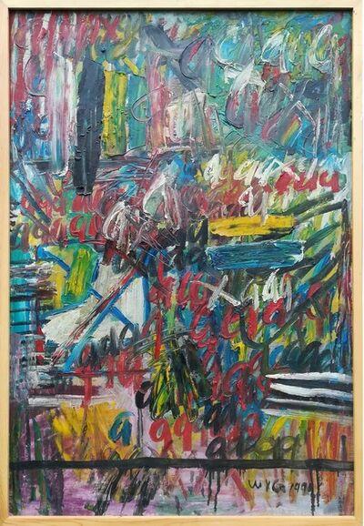 Wang Yigang 王易罡, 'N19', 1991