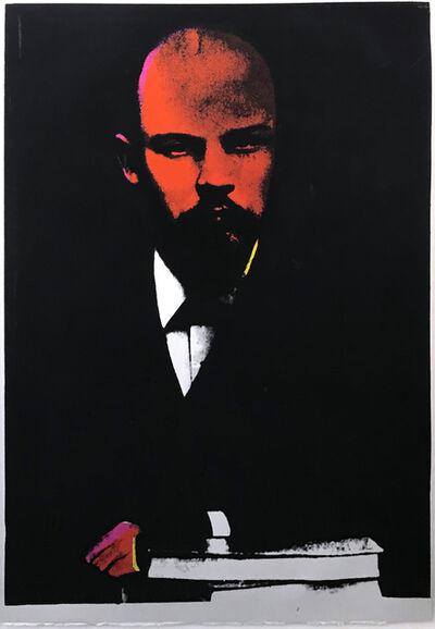 Andy Warhol, 'LENIN FS II.402', 1987