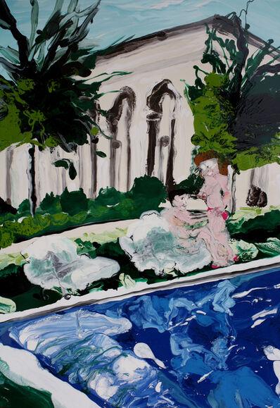 Mary Ronayne, 'Marbella Holiday', 2021