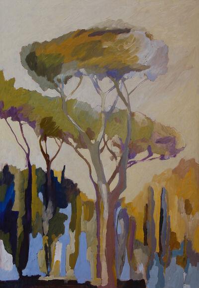 Laura Federici, 'Pine Trees 1', 2011
