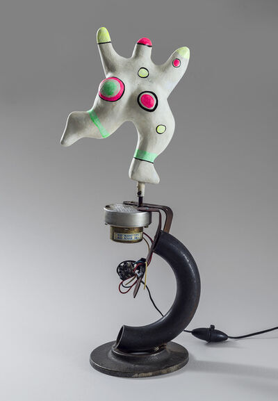 Niki de Saint Phalle & Jean Tinguely, 'Nana Machine', 1976