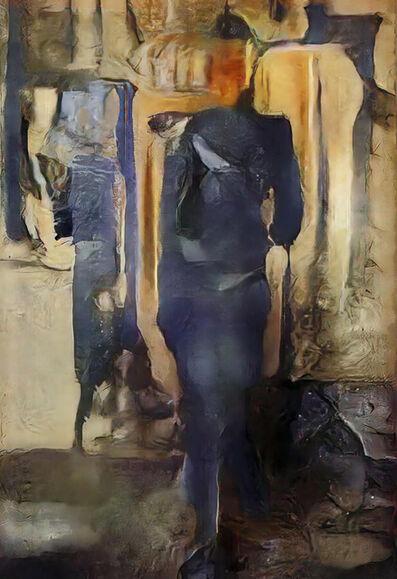 Mario Klingemann, 'Imposture Series - Going to Standby', 2017