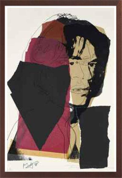 Andy Warhol, 'Mick Jagger (F&S.II.139)', 1975