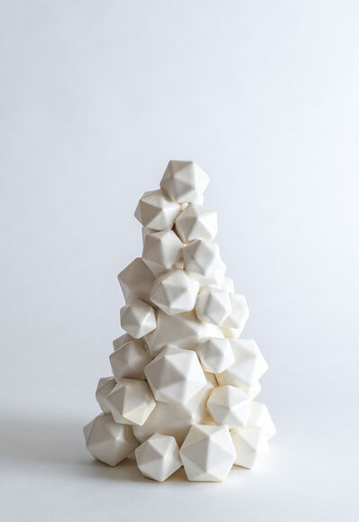 Lauren Shapiro, 'Marsh Mellow Stack'
