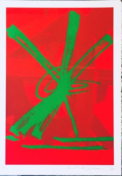 Mark di Suvero, 'Future Shadow II', ca. 2001