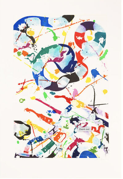 Sam Francis, 'Untitled (SFE-084)', 1992