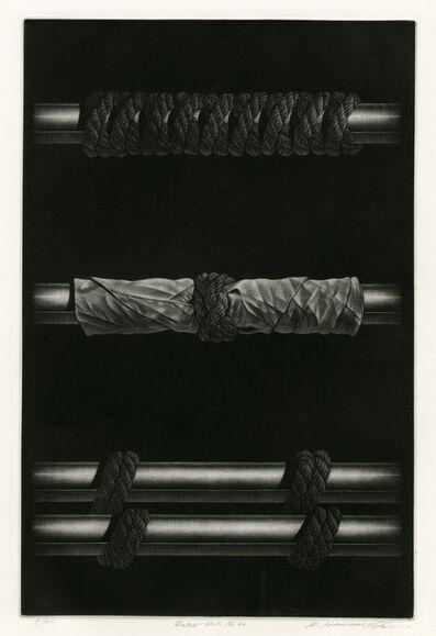 Katsunori Hamanishi, 'Game Work No. 20', 1984