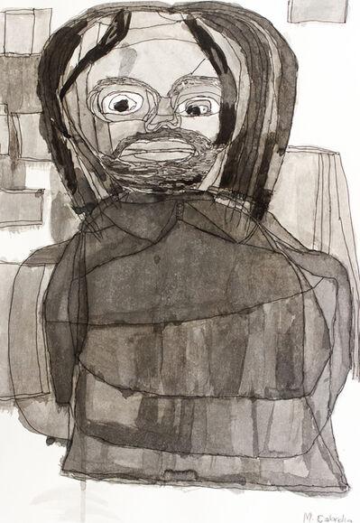 Mathew Calandra, 'Artist as Pharaoh after Theodore Wohng by Pei Pei He', 2018