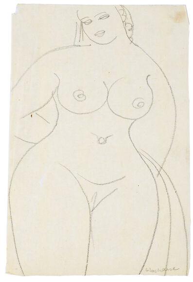 Gaston Lachaise, 'Untitled', 1929