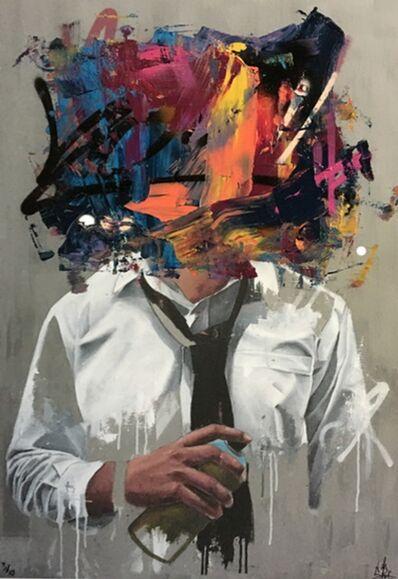 Sage Barnes, 'A Self Portrait #3', 2018
