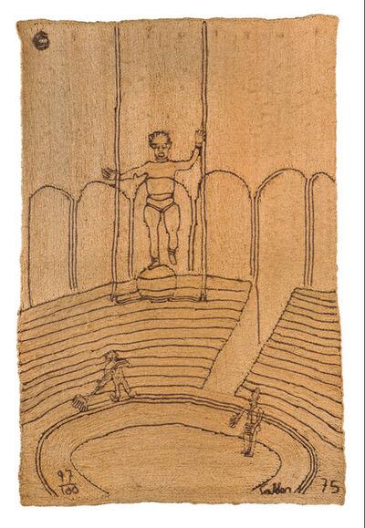 Alexander Calder, 'Circus', 1975