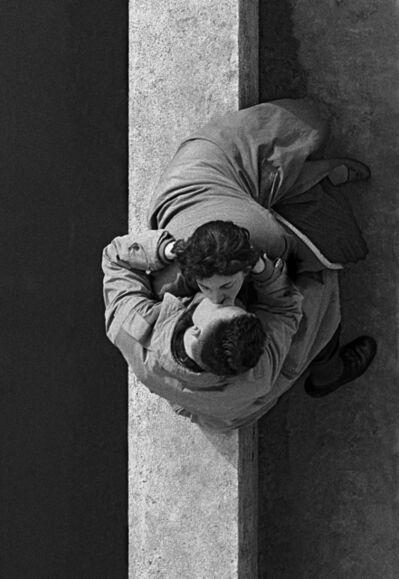 Frank Horvat, 'Quai du Louvre, Paris', 1955