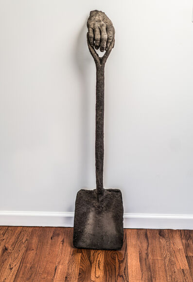 James Croak, 'Shovel', ca. 2018