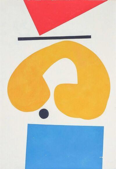 Patrick Burke, 'Music Maber II', 1963