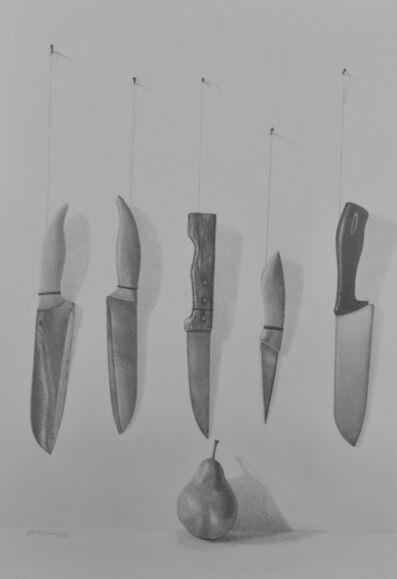 Samah Shihadi, 'Under the Threat', 2016