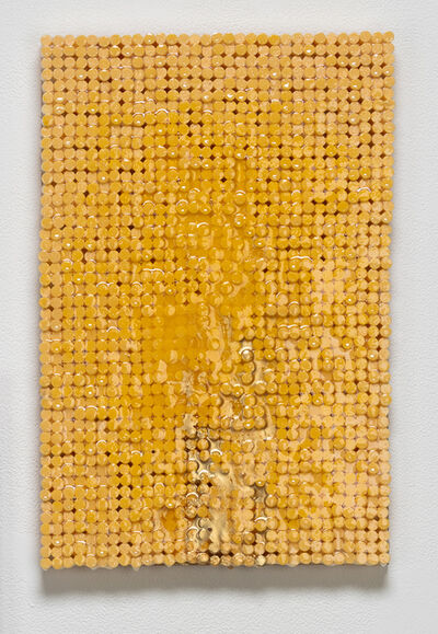Sean Healy, 'Yellow with Gold', 2018-2019