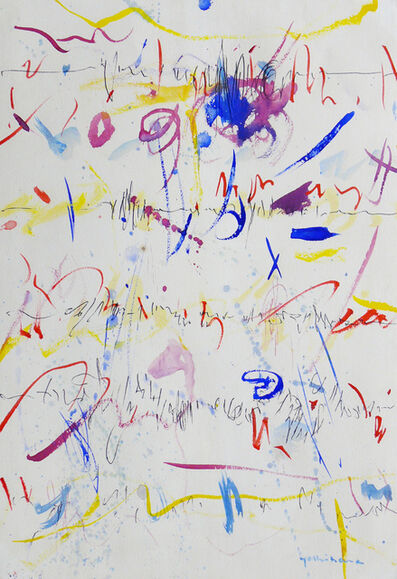 Jiro Yoshihara, 'Untitled'
