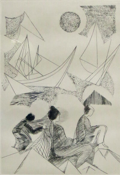 Hélène de Beauvoir, 'Unknown', ca. 1960