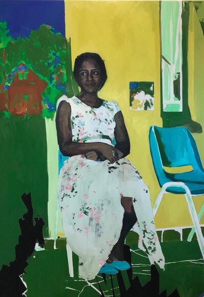 Kudzanai-Violet Hwami, 'An evening in Mazowe', 2019