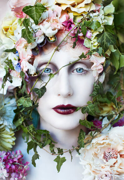 Kirsty Mitchell, 'The Pure Blood of a Blossom', 2014