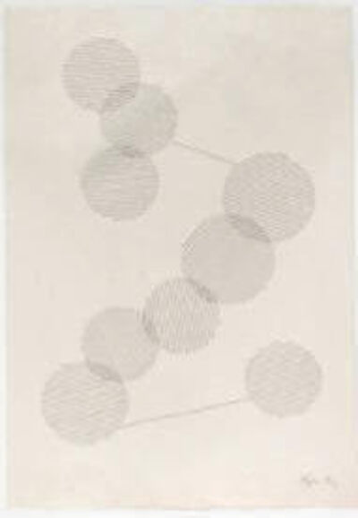 Lygia Pape, 'Drawing (Desenho)', 1959