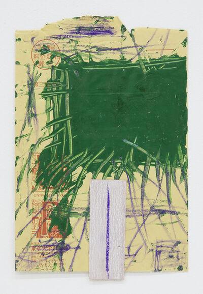 Kishio Suga, 'Extremity Between Sceneries', 1991