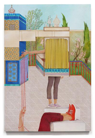 Arghavan Khosravi, 'Every Morning News From Home', 2018
