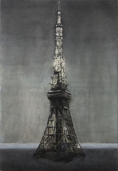Hisaharu Motoda, 'Tokyo tower ', 2017