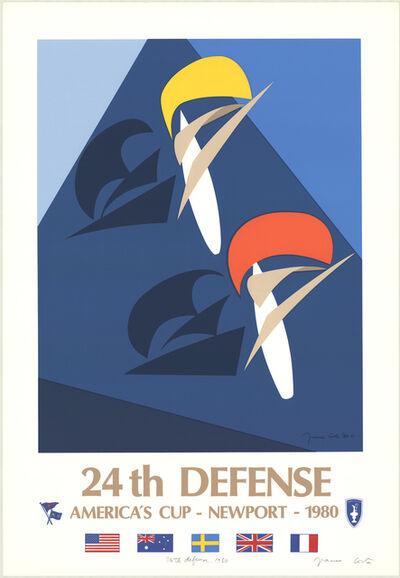 Franco Costa, '24th Defense-Newport', 1980
