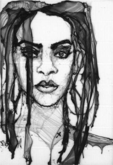 """Lucine Visions, 'Robyn """"Rihanna"""" Fenty', 2017"""