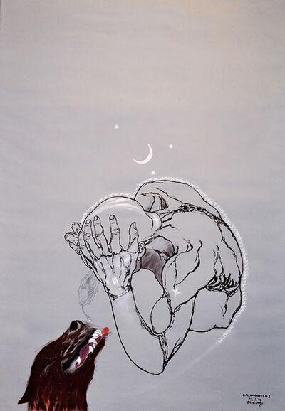 Santiago Olazabal, 'Al amanecer', 1999