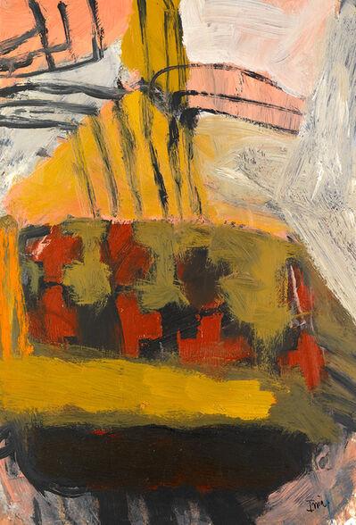 Albert Irvin RA, 'Cross Place', ca. 1960