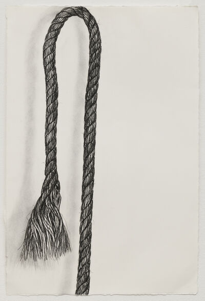 Claudia Parducci, 'Rope Drawing Day 5', 2018