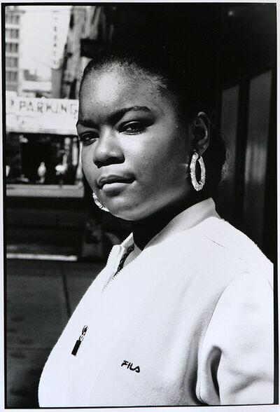 Janette Beckman, 'Roxanne Shante'